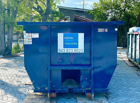 junk removal charleston